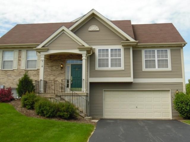 518 Lincoln Station Drive, Oswego, IL 60543 (MLS #10411072) :: Baz Realty Network | Keller Williams Elite