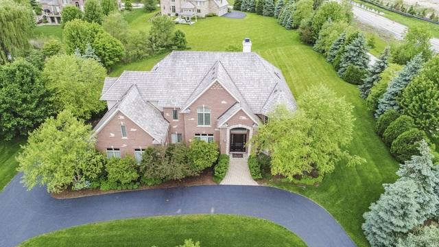 1405 W Newcastle Court, Inverness, IL 60010 (MLS #10411133) :: Littlefield Group