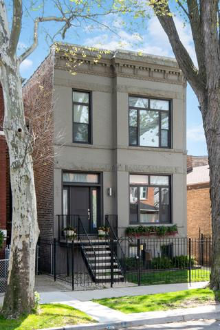 821 N Francisco Avenue, Chicago, IL 60622 (MLS #10411160) :: Property Consultants Realty