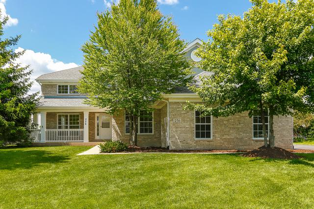 256 Prairieview Drive, Geneva, IL 60134 (MLS #10411380) :: Berkshire Hathaway HomeServices Snyder Real Estate
