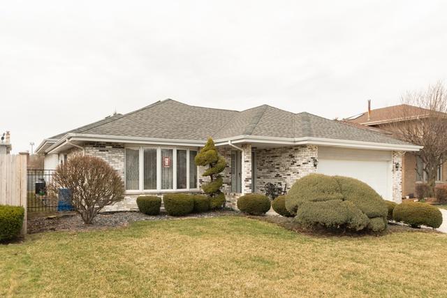 10728 Georgia Lane, Oak Lawn, IL 60453 (MLS #10411445) :: Ryan Dallas Real Estate