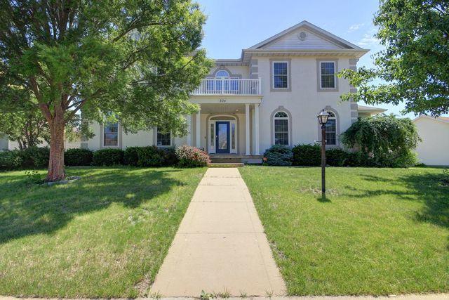 504 Beringer Circle, Urbana, IL 61802 (MLS #10411565) :: Ryan Dallas Real Estate