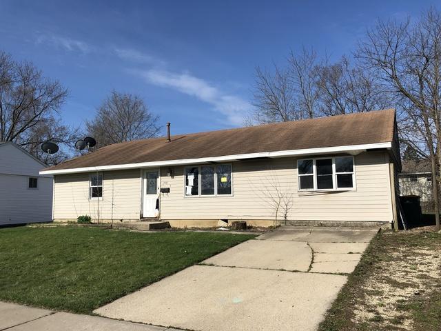 728 Delta Avenue, Romeoville, IL 60446 (MLS #10411768) :: Angela Walker Homes Real Estate Group