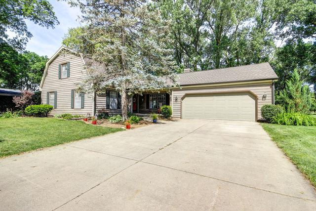 313 Woodland Drive, Rantoul, IL 61866 (MLS #10411980) :: The Jacobs Group