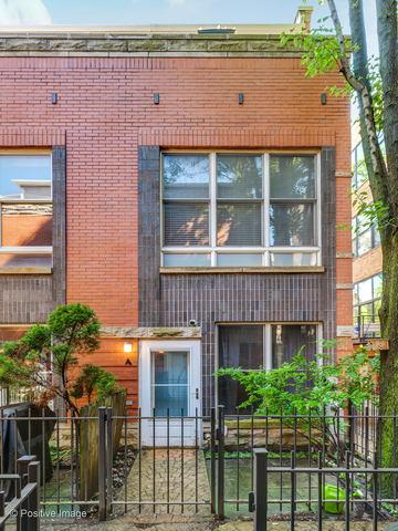 1724 N Winnebago Avenue A, Chicago, IL 60647 (MLS #10412051) :: Baz Realty Network | Keller Williams Elite
