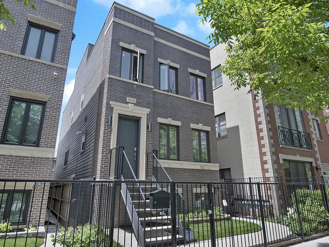 6520 S Woodlawn Avenue, Chicago, IL 60637 (MLS #10412122) :: The Dena Furlow Team - Keller Williams Realty