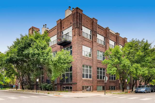 2201 W Wabansia Avenue #7, Chicago, IL 60647 (MLS #10412309) :: Property Consultants Realty