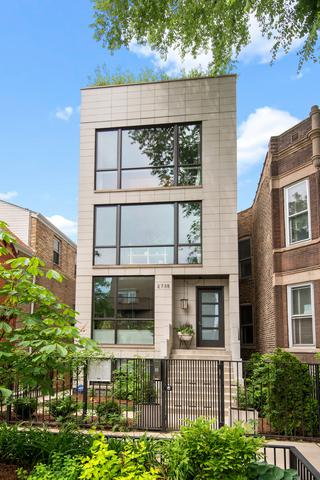 2738 W Cortez Street #3, Chicago, IL 60622 (MLS #10412327) :: John Lyons Real Estate