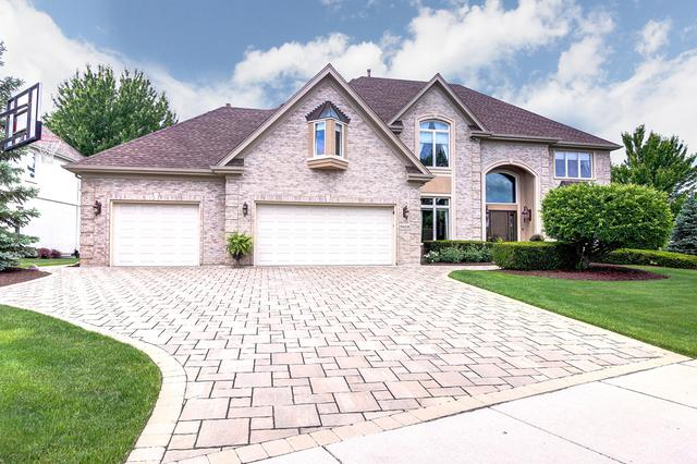 15608 Somerglen Court, Orland Park, IL 60467 (MLS #10412407) :: Berkshire Hathaway HomeServices Snyder Real Estate