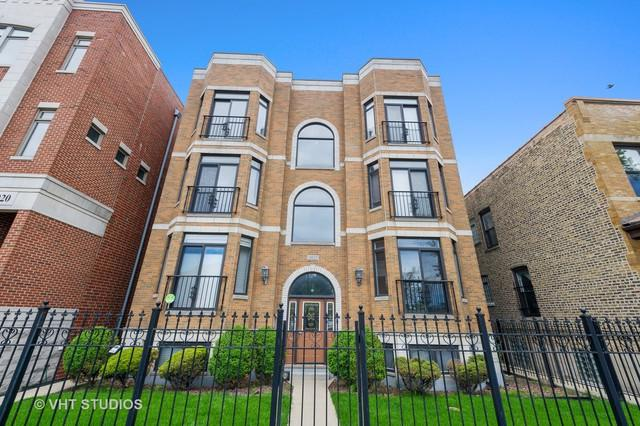 2022 N Wood Street 3S, Chicago, IL 60614 (MLS #10412520) :: John Lyons Real Estate
