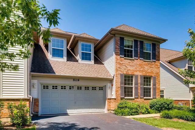 809 Linden Circle, Hoffman Estates, IL 60169 (MLS #10412603) :: Angela Walker Homes Real Estate Group