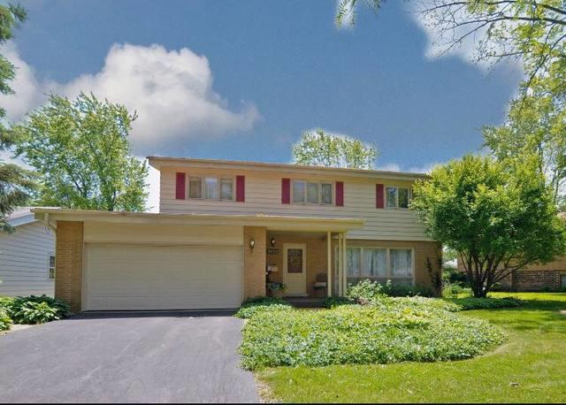 3722 Cherry Hills Drive, Flossmoor, IL 60422 (MLS #10412630) :: The Wexler Group at Keller Williams Preferred Realty