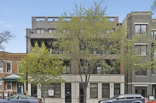 820 N California Avenue #3, Chicago, IL 60622 (MLS #10412780) :: Property Consultants Realty