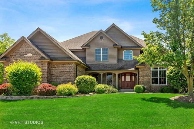 117 Lucy Court, Lake Zurich, IL 60047 (MLS #10412942) :: Angela Walker Homes Real Estate Group