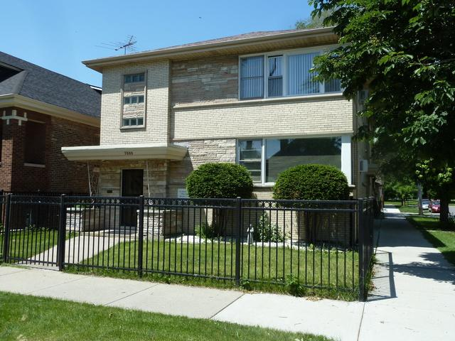 7000 S Fairfield Avenue, Chicago, IL 60629 (MLS #10412987) :: The Perotti Group | Compass Real Estate