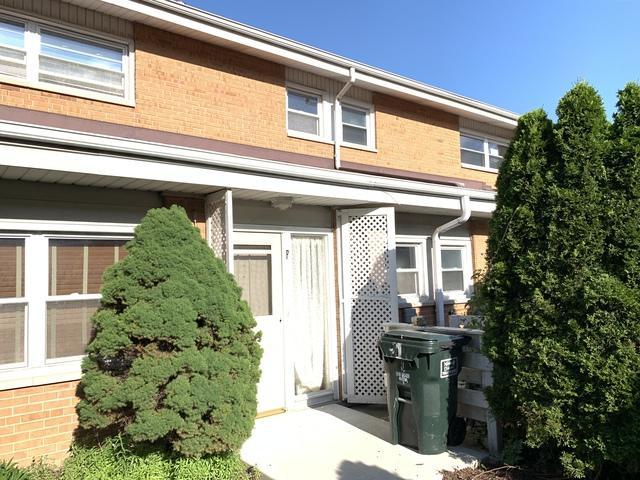 2633 Hawthorne Lane F, Flossmoor, IL 60422 (MLS #10413097) :: The Wexler Group at Keller Williams Preferred Realty