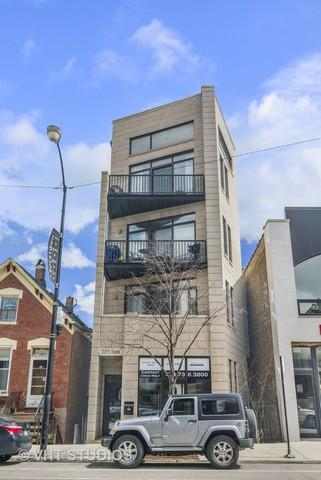 2125 N Damen Avenue #4, Chicago, IL 60647 (MLS #10413417) :: John Lyons Real Estate