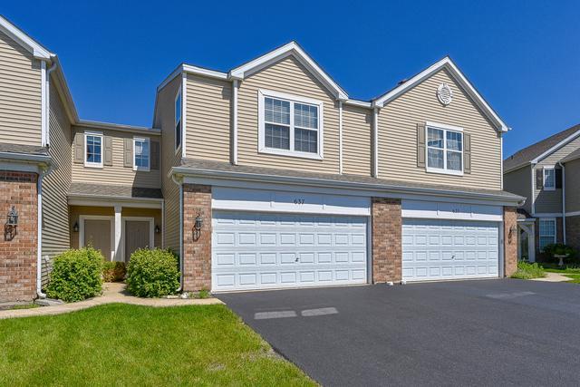 637 Springbrook Trail N, Oswego, IL 60543 (MLS #10413447) :: Helen Oliveri Real Estate