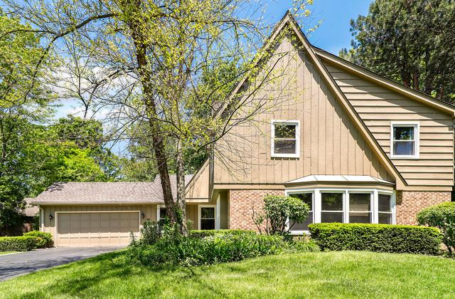 46 Windsor Drive, Lincolnshire, IL 60069 (MLS #10413474) :: Helen Oliveri Real Estate