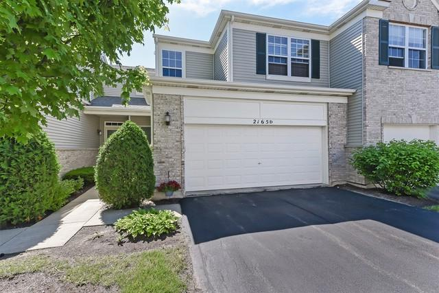 2165 Braeburn Drive D, Wauconda, IL 60084 (MLS #10413685) :: The Wexler Group at Keller Williams Preferred Realty