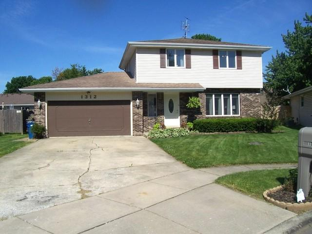1312 Trend Drive, Morris, IL 60450 (MLS #10413802) :: The Wexler Group at Keller Williams Preferred Realty