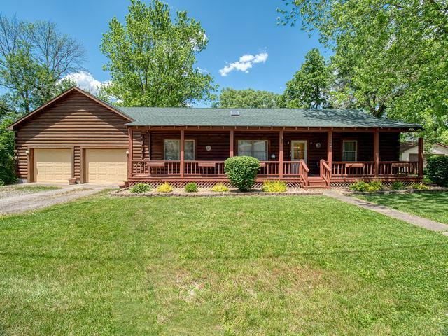309 W Fifer Street, Colfax, IL 61728 (MLS #10413996) :: Berkshire Hathaway HomeServices Snyder Real Estate