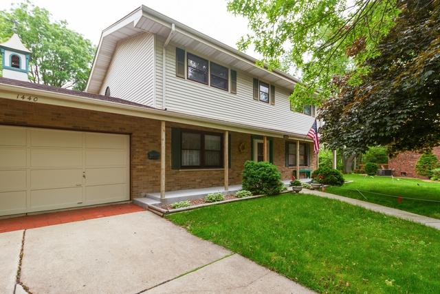 1440 Carson Court, Homewood, IL 60430 (MLS #10414016) :: The Wexler Group at Keller Williams Preferred Realty