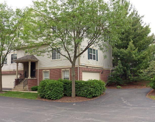 101 Monarch Drive #606, Streamwood, IL 60107 (MLS #10414332) :: Property Consultants Realty