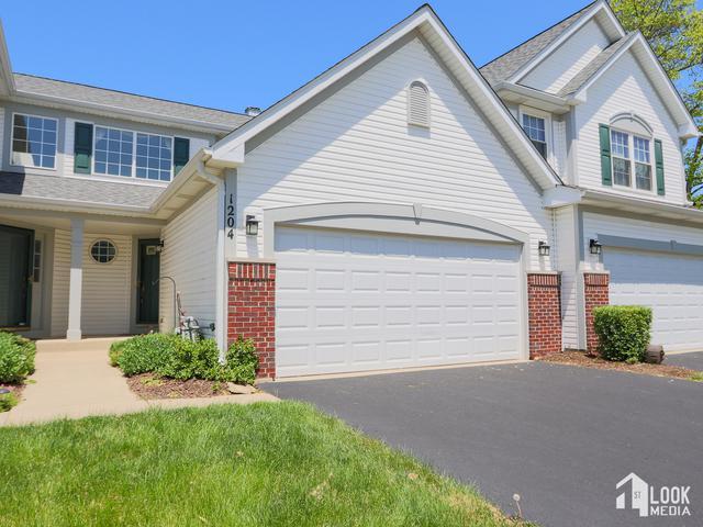 1204 Appaloosa Way, Bartlett, IL 60103 (MLS #10414397) :: The Perotti Group | Compass Real Estate
