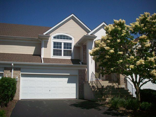 2737 Old Woods Trail #0, Plainfield, IL 60586 (MLS #10414482) :: Ani Real Estate