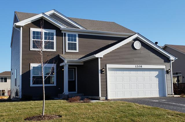 1208 Clearspring Trail, Joliet, IL 60431 (MLS #10414489) :: The Dena Furlow Team - Keller Williams Realty