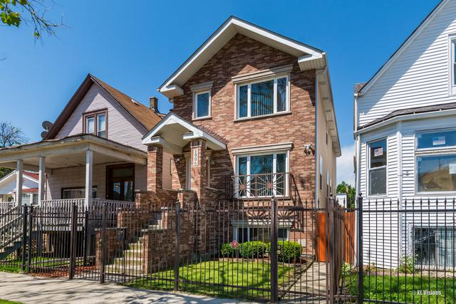 1906 N Kildare Avenue, Chicago, IL 60639 (MLS #10414606) :: The Perotti Group | Compass Real Estate