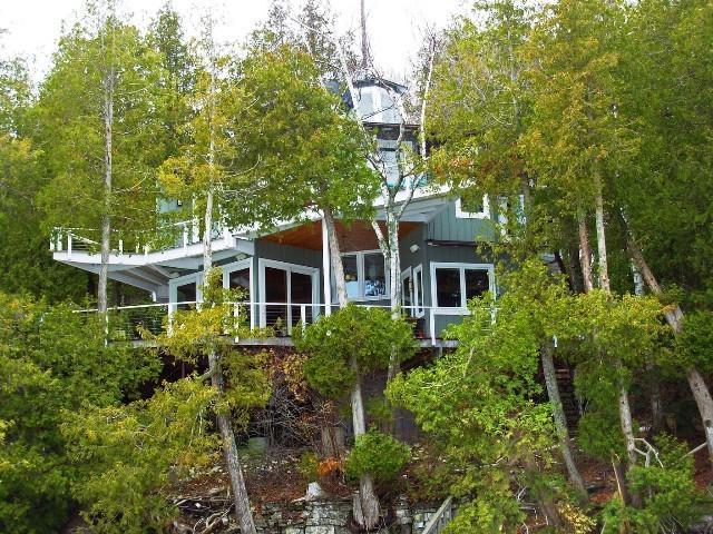 12676 Door Bluff Park Road, Ellison Bay, WI 54210 (MLS #10414649) :: John Lyons Real Estate
