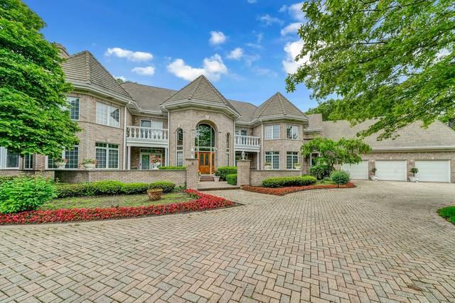 4 Ashley Oaks Lane, Flossmoor, IL 60422 (MLS #10414786) :: The Wexler Group at Keller Williams Preferred Realty
