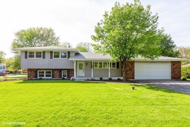 16920 S Heathercreek Drive, Plainfield, IL 60586 (MLS #10414815) :: The Dena Furlow Team - Keller Williams Realty