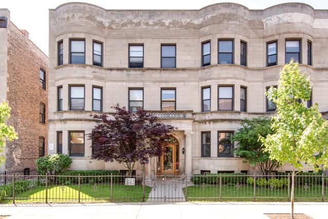 917 W Belle Plaine Avenue G, Chicago, IL 60613 (MLS #10414820) :: John Lyons Real Estate