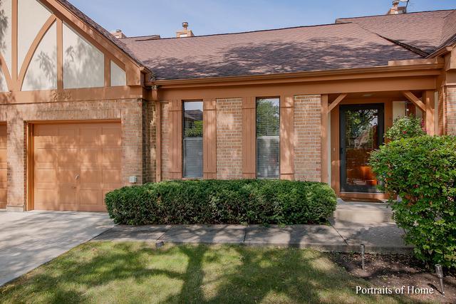 2853 Denton Court, Westchester, IL 60154 (MLS #10414891) :: Angela Walker Homes Real Estate Group