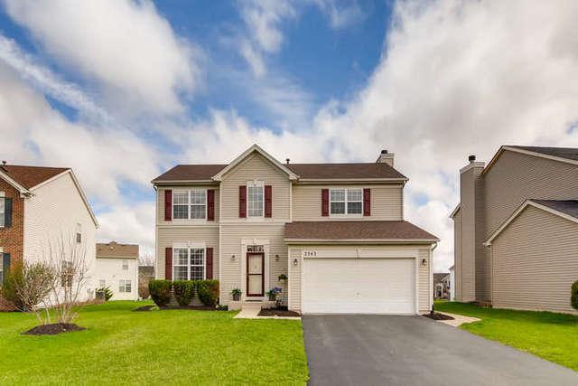 2343 Wilson Creek Circle, Aurora, IL 60503 (MLS #10414915) :: Baz Realty Network | Keller Williams Elite
