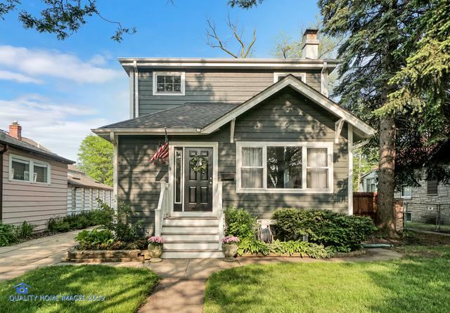 7151 N Oleander Avenue, Chicago, IL 60631 (MLS #10414916) :: The Perotti Group | Compass Real Estate
