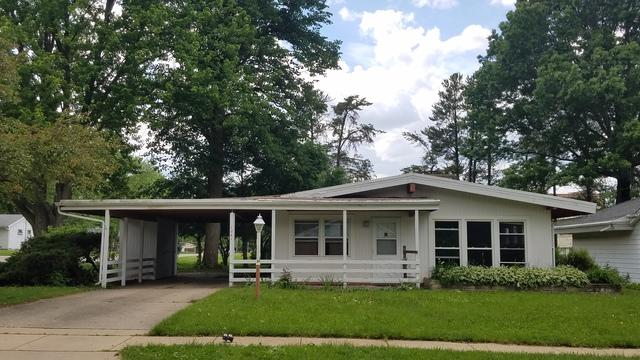 1261 Westview Drive, Rochelle, IL 61068 (MLS #10415157) :: Property Consultants Realty
