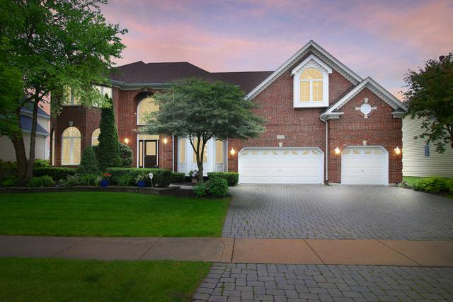 3136 Aviara Court, Naperville, IL 60564 (MLS #10415280) :: Berkshire Hathaway HomeServices Snyder Real Estate