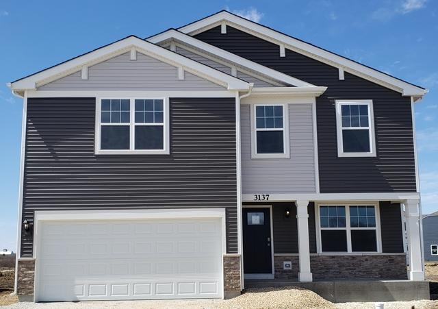 3137 Matlock Drive, Yorkville, IL 60560 (MLS #10415569) :: The Dena Furlow Team - Keller Williams Realty