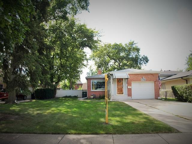 1016 Courtland Avenue, Park Ridge, IL 60068 (MLS #10415594) :: Baz Realty Network | Keller Williams Elite