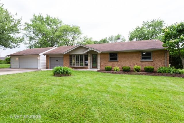 14028 S Basham Drive, Lockport, IL 60441 (MLS #10415646) :: The Wexler Group at Keller Williams Preferred Realty