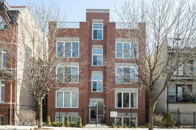 1429 N Paulina Street B, Chicago, IL 60622 (MLS #10415759) :: Property Consultants Realty