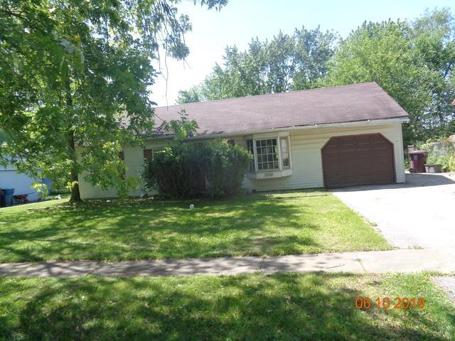 22162 Peach Tree Avenue, Sauk Village, IL 60411 (MLS #10415904) :: Baz Realty Network | Keller Williams Elite