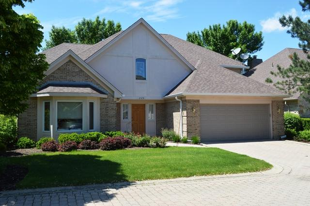 323 Rivershire Court, Lincolnshire, IL 60069 (MLS #10415913) :: Helen Oliveri Real Estate