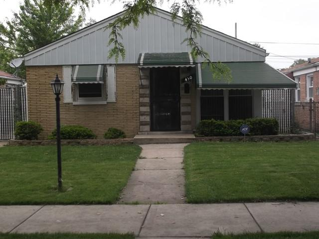 450 W 126th Street, Chicago, IL 60628 (MLS #10416030) :: John Lyons Real Estate
