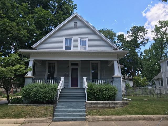 602 E Jackson Street, Bloomington, IL 61701 (MLS #10416049) :: The Perotti Group | Compass Real Estate