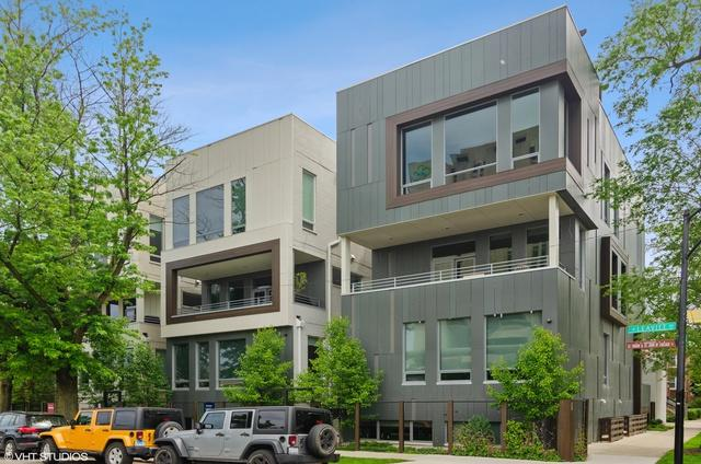 1137 N Leavitt Street #3, Chicago, IL 60622 (MLS #10416210) :: Property Consultants Realty